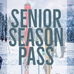 Senior Season Pass at Pass Powderkeg Ski Area