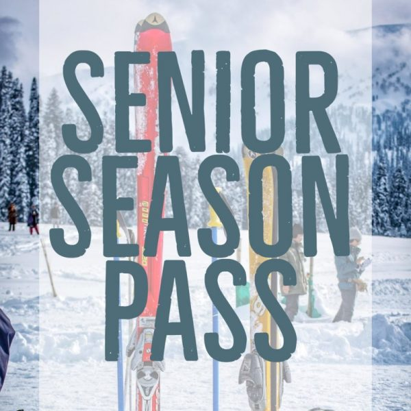 Senior Season Pass at Pass Powderkeg Ski Area