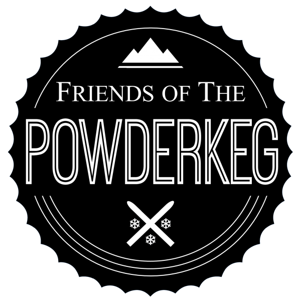 Friends of the Pass Powderkeg Ski Area Logo