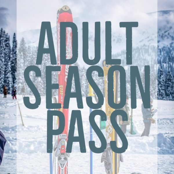 Adult Season Pass at Pass Powderkeg Ski Area