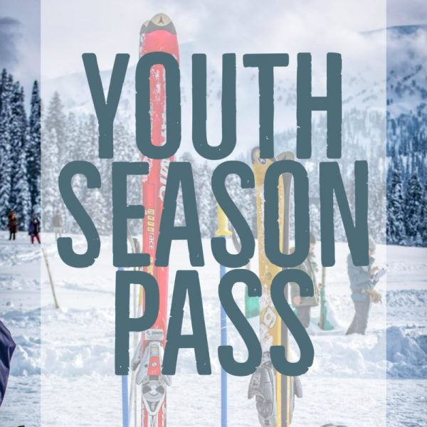 Youth Season Pass at Pass Powderkeg Ski Area