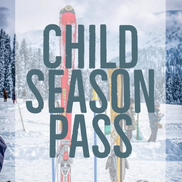 Child Season Pass at Pass Powderkeg Ski Area